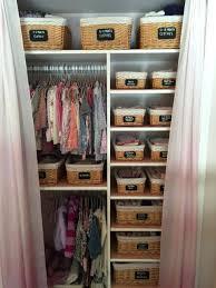 baby clothes storage baby closet storage ideas