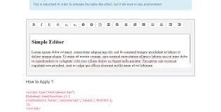 WYSIWYG HTML Editor - Bootstrap based Rich Text Editor by nelliwinne