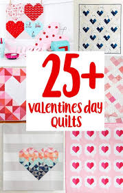 25 fun things to do on valentine's day for a memorable and romantic night. 25 Valentine Quilt Patterns You Will Love To Sew