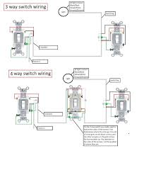 wiring s 3 switches 1 light 4 wire switch 2 way unbelievable