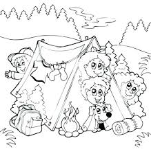 Summer Coloring Pages Pdf Betterfor