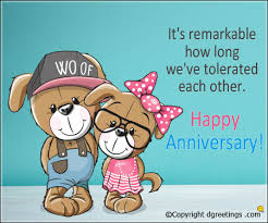 Funny Anniversary Quotes Extraordinary Funny Anniversary Quotes Humorous Anniversary Quote For HimHer