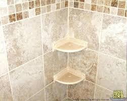 tile shower corner shelf ceramic shower corner shelf ceramic shower corner shelf adding a bathtub design