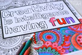 How To De Stress With Printable Coloring Pages For Adults Kids
