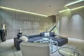 false ceiling led lighting for living room design
