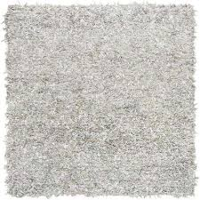 safavieh leather gray white 5 ft x 5 ft square area rug