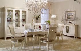 FOTO MODEL RUANG MAKAN KLASIK Desain Interior Ruang Makan Klasik Minimalis