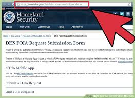 i 145 immigration form how to find immigration records 10 steps with pictures