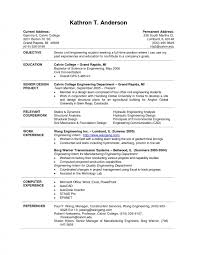 Engineering Student Resume Sample Qa Engineer Resume Samples Resumes Project 6