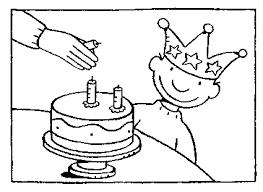 Kleurplaat Een Kroon Van Jules Feest Verjaardag Kronen