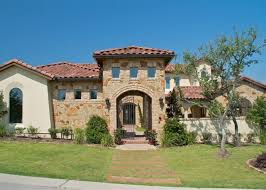 tuscan home plans with courtyards