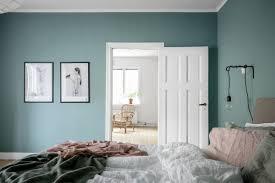 Slaapkamer Verven Ga Voor De Hippe Kleur Aqua Blauw Roomed