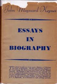 essays in biography john nard keynes first edition first  essays in biography