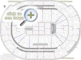 Verizon Center Capitals Seating Chart Interactive 58 Competent Capitals Seating Chart With Rows