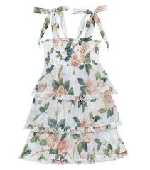 Kirra Floral Cotton Dress