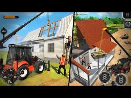 Mobile Home Builder Construction Games 2018 - Android Games in ...