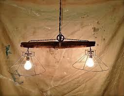 rustic barn lighting fixtures