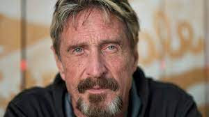 John McAfee charged with fraud for pushing cryptocurrencies, could face  even more prison time