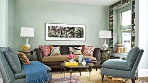living room colors grey couch. Calm Grey Living Room Paint Colors Near Leather Sofa And Sofas Facing Round Coffee Table Couch L