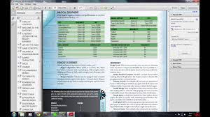 shadowrun 5 character sheet chummer character generator sample youtube