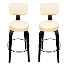 Pair Of Thonet Art Deco Bar Stools For Sale At 1stdibs Thonet Bar Stool 82