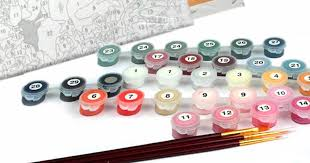 "The Fascinating History of ""<b>Paint by Numbers</b>"" Kits"