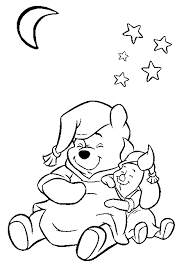 Disegni Per Bambini Da Stampare E Colorare Winnie The Pooh 23 By