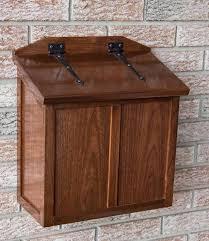 wooden mailbox designs. Wooden Mailbox Post Installation Dimensions . Designs T