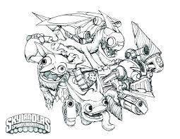 Skylanders Coloring Pages Trap Shadow From Coloring Pages Skylanders
