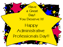 Administrative Professional Days Happy Administrative Professional Day Clipart
