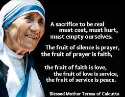 Mother Teresa Quotes On Faith. QuotesGram