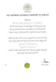 Blue Simple Atmosphere Honorary Certificate Template Blue