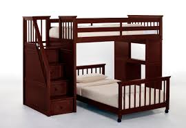 bedding white twin over full bunk with stairs plans stair bunkbeds trundle beds and size sta