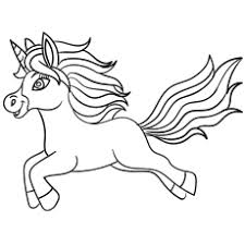 We have over 120 different and attractive unicorn pictures on our website. Top 50 Free Printable Unicorn Coloring Pages