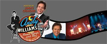 Andy Williams Moon River Me Starring Jimmy Osmond Tickets May 30 2019 Blue Gate Theatre Shipshewana Indiana