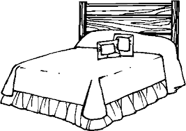 Small Picture Bedroom Coloring Page Coloring Home