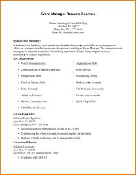 10 Resume Job History Happy Tots