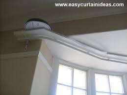 amazing bay window curtain rod double bay window curtain rod find the double bay window curtain rod remodel