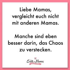 Liebe Mamas Vergleicht Euch Nicht Mit Anderen Mamas Manche Sind