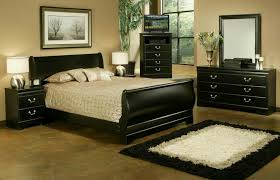 Small Picture Black Queen Bedroom Set Designs Stylish And Modern Black Queen