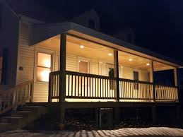 exterior led recessed porch lights in westbrook yelp inside recessed porch lighting