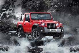 <b>New</b> Mahindra Thar 2021 Price, Images, Review & Colours