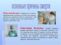 реферат Уход за ожоговыми больными  Дипломная работа на тему профилактика осложнений у ожоговых больных