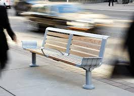 space furniture toronto. a toronto public bench part of the new street furniture program by kda image courtesy kramer design associates space i