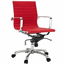 red office chairs. Red Office Chair #1 Chairs T