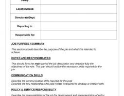recruitment consultant cv jd templates recruitment consultant jobiption template easy cover
