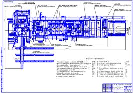 Поиск Клуб студентов Технарь  План расположения оборудования БУ 4500 270 ЭК БМ Чертеж Оборудование для бурения нефтяных