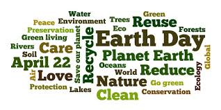 Image result for april is earth month 2015