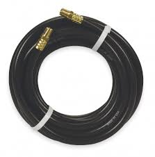 goodyear 25 ft pvc air hose max pressure 300 psi black 1abp7 pneumatics sustainablesupply com build work green