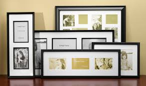 multiple picture frames wood. Dark Multiple Picture Frames Wood P